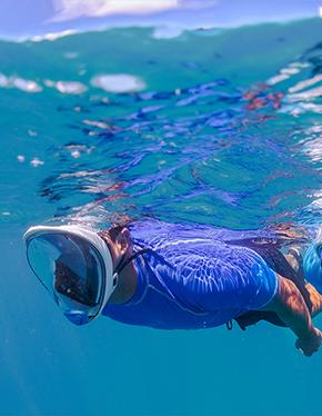 foto snorkeling small